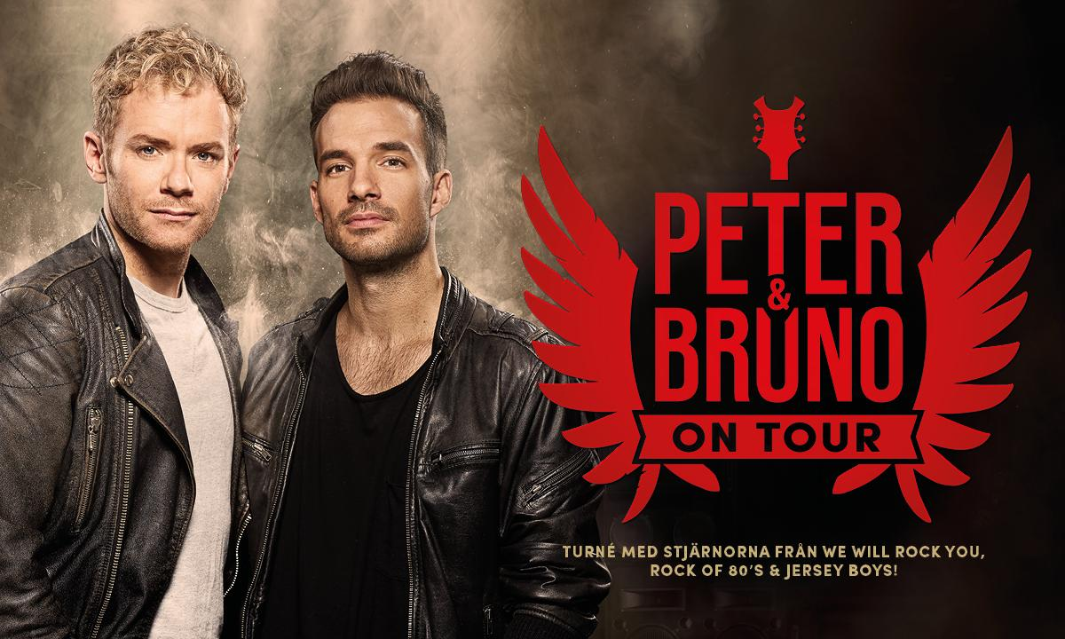 Peter & Bruno on Tour | Linköping Konsert Kongress