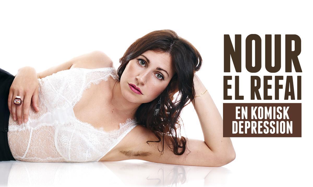 Nour El-refai desnuda Imgenes, vdeos y grabaciones